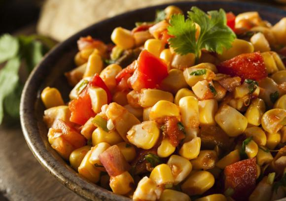 Maque Choux Southern Corn Salad Recipe | Co+op, stronger together