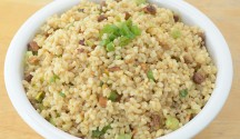 Curried Rice with Pistachios