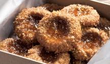 Fig 'n' Flax Thumbprint Cookies