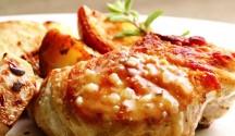 Quick Roast Chicken & Root Vegetables