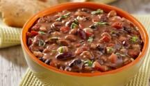 Salsalicious Black Bean Soup
