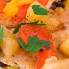 Black Bean, Corn, and Roasted Tomato Quesadillas