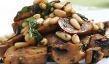 Mixed Mushroom Ragout
