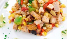 Spiced Pork Loin Hash