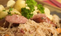Sausage and Cabbage Stew (Bigos)