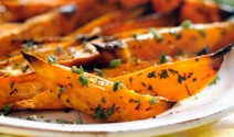 Sweet Potatoes Are Back!