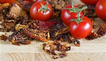 A Taste of Summer in the Off Season: Sun-dried Tomatoes