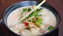 Thai Fish Soup