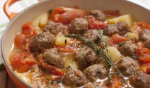 Basic Meatballs and Italian Meatball Stew