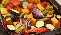 Mediterranean Roasted Vegetables
