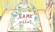 The Game of Wheat