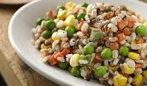 Asian Mixed Grain Salad