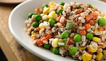 Asian Mixed Grain Salad