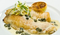 Creamy Dijon Mustard Sauce with Capers