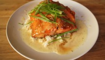 Ginger Beurre Blanc Sauce