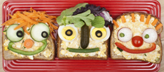 Super-Duper Sandwich Faces