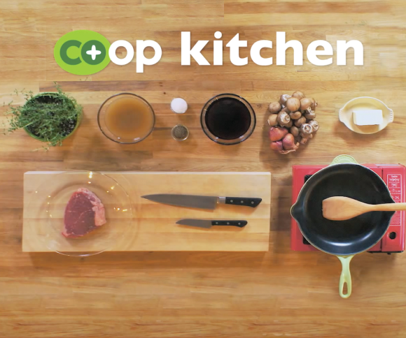 Co+op Kitchen Videos