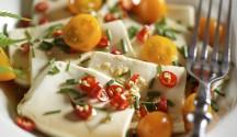 Cool Teriyaki Tofu Salad