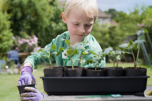 DIY Food Why Every Kid Should Learn to Garden