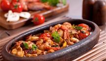 Spicy Shrimp Tapa