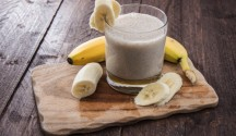 Creamy Cocoa Banana Smoothie