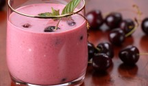 Dark Cherry Smoothie