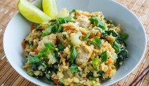 Khao Phat (Thai Fried Rice)