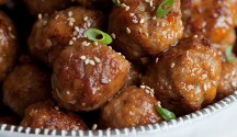 Sriracha_Glazed_Turkey_Meatballs