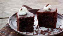 Chocolate Stout Sheet Cake