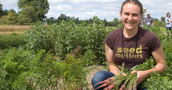 Co-ops Partner with Seed Matters
