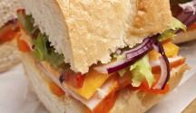 Smokin' Hot Super Sandwich