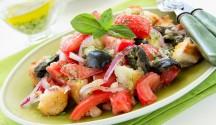 Sweet Onion Panzanella