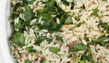 Orzo Pasta Lunch Salad
