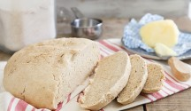 Slow-Cooker Whole Wheat Bread
