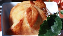 Apple Dumplings with Cider-Cinnamon Sauce