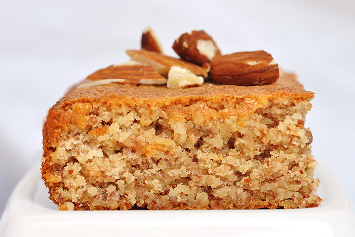 Almond Honey Cake Recipe Co Op Welcome To The Table