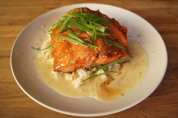 Ginger beurre blanc sauce recipe co op stronger together