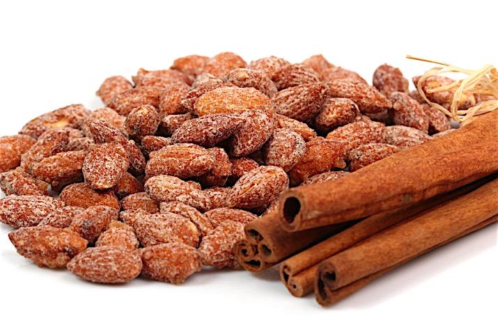 Cinnamon Sugar Roasted Almonds Recipe | Co+op, stronger ...