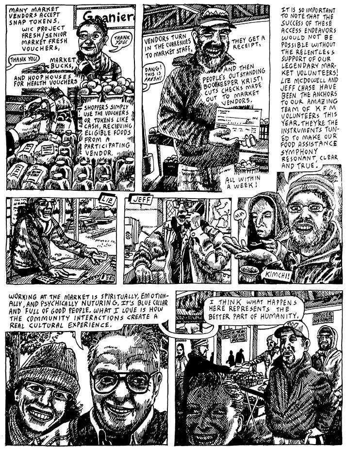Kalamazoo Farmers Market page 2