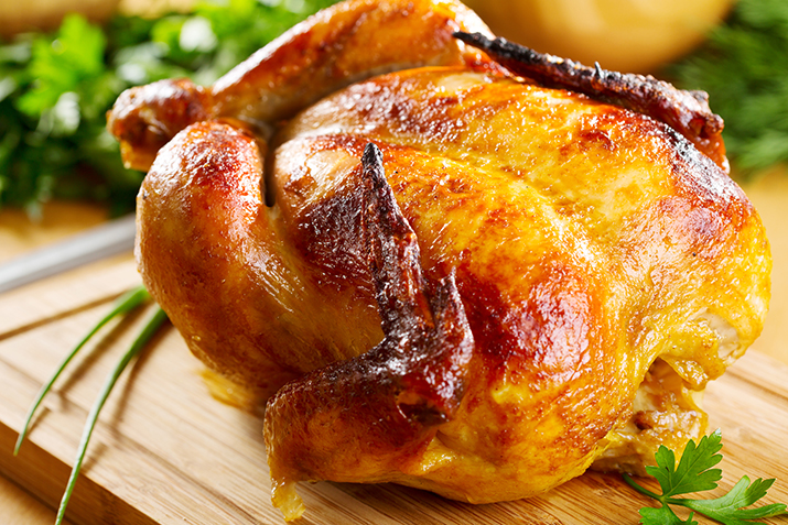 Simple Roast Chicken Recipe Co Op Welcome To The Table