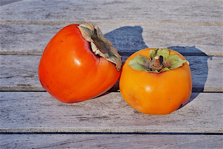 how to know if persimmon is ripe
